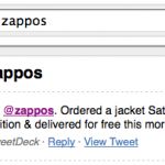 People LOVE Zappos. Not because of their shoes though, because they are a great customer service company.